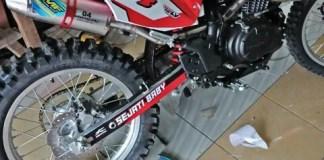 knlapot racing crf150l