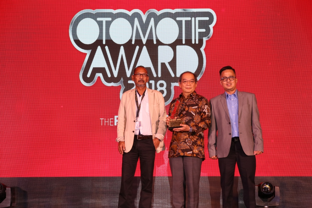Honda PCX 150 Raih Bike of The Year