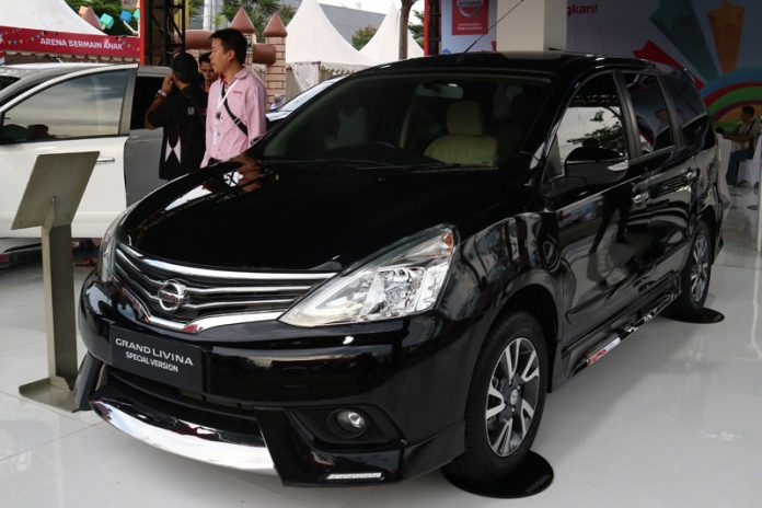 Nissan Grand Livina special version 2018