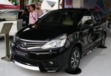 Nissan Grand Livina special version 2018
