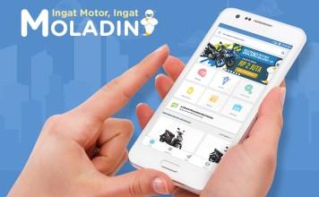 Moladin Tawarkan Banyak Promo Pembelian Motor