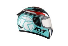 Review KYT R10 Flat Visor