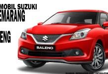 Daftar Harga Mobil Suzuki di Semarang