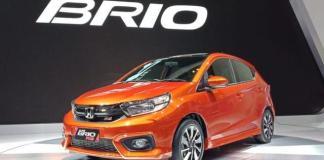 Spesifikasi Honda Brio 2018 Terbaru