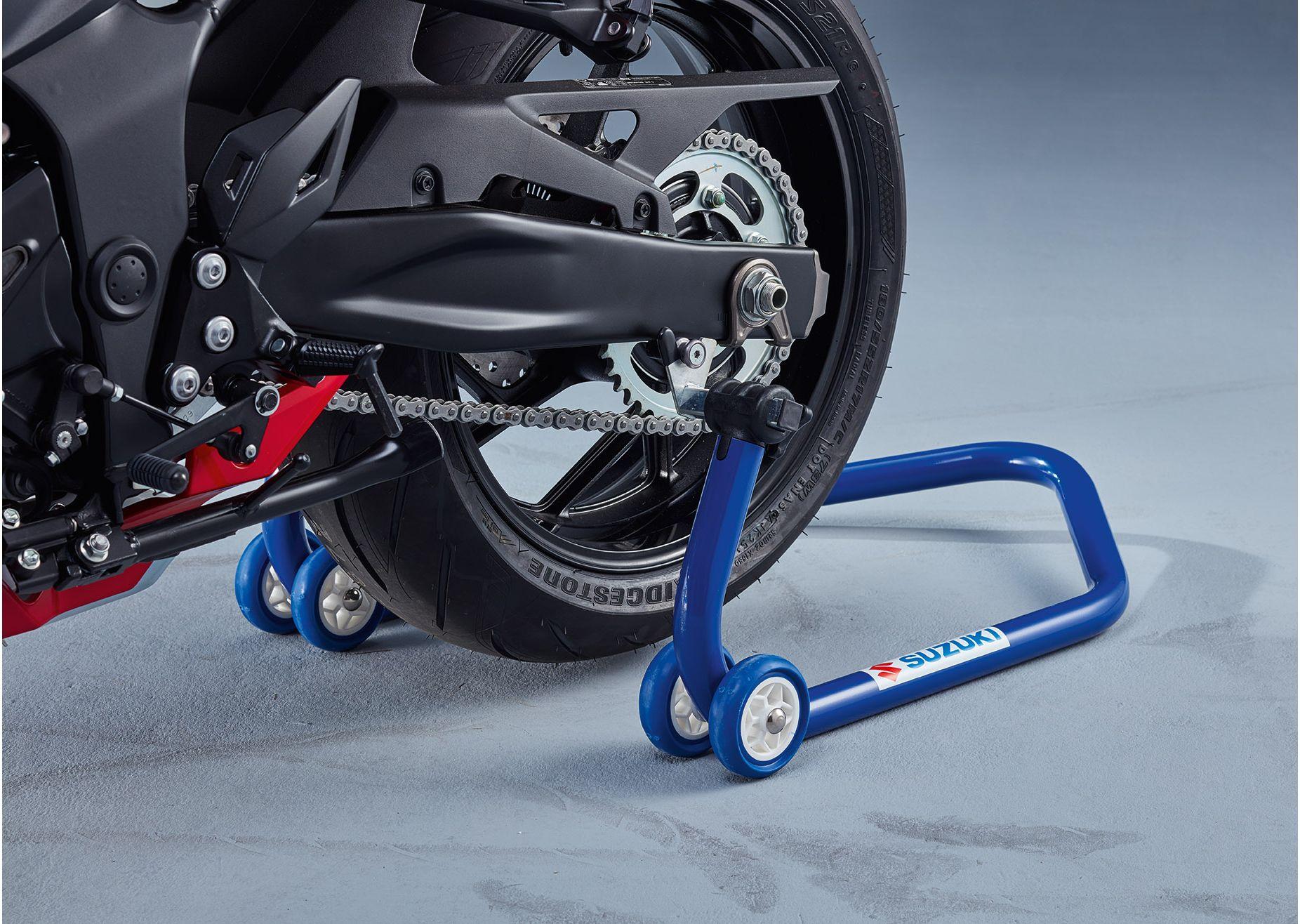 Jenis Paddock Stand Motor