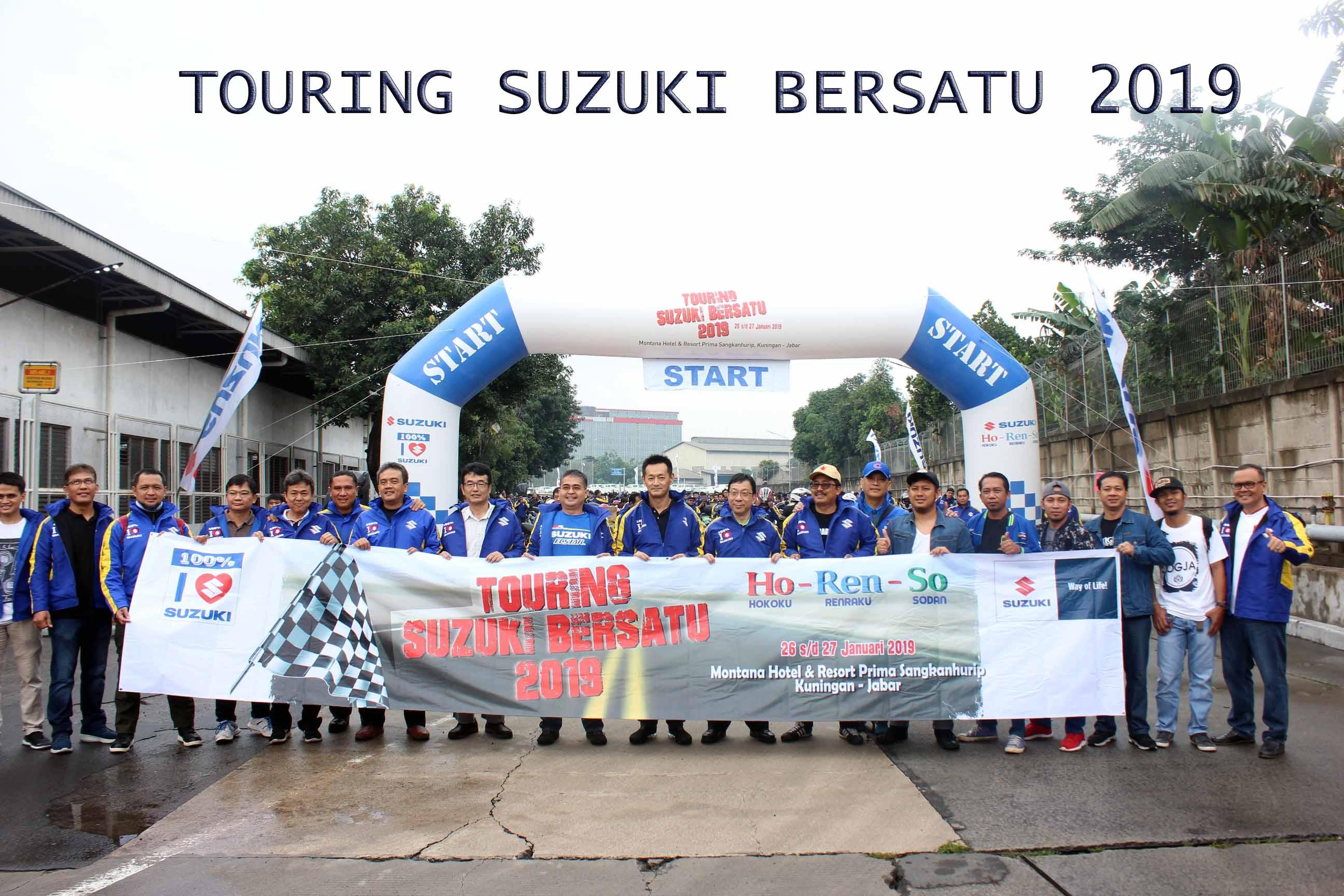 Touring Suzuki Bersatu 2019