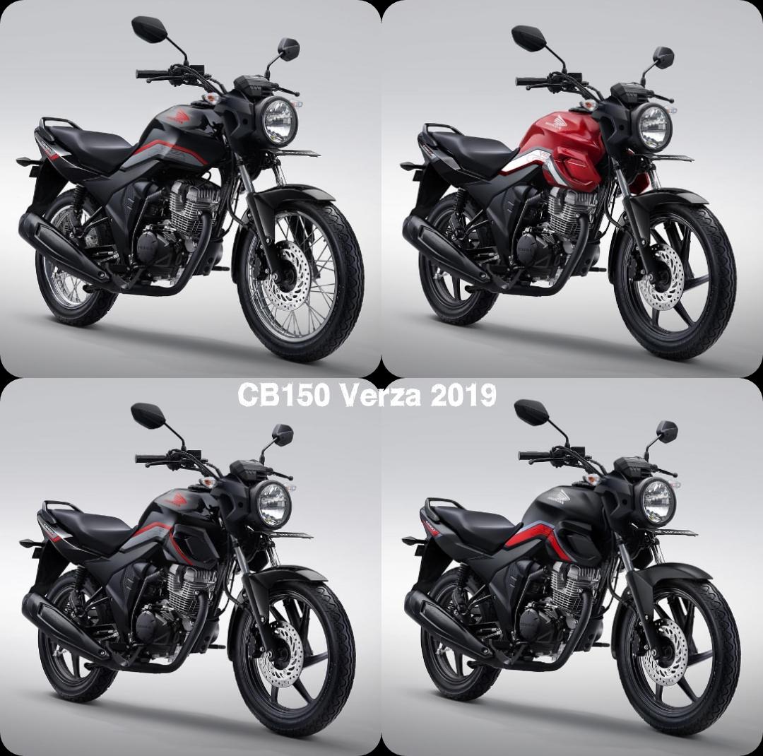 CB150 Verza 2019