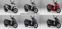 Honda Vario 125 dan Vario 150 Terbaru