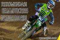helm motocross murah