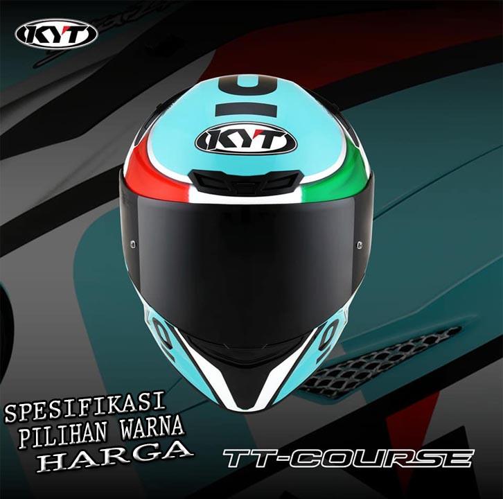 Harga KYT TT Course