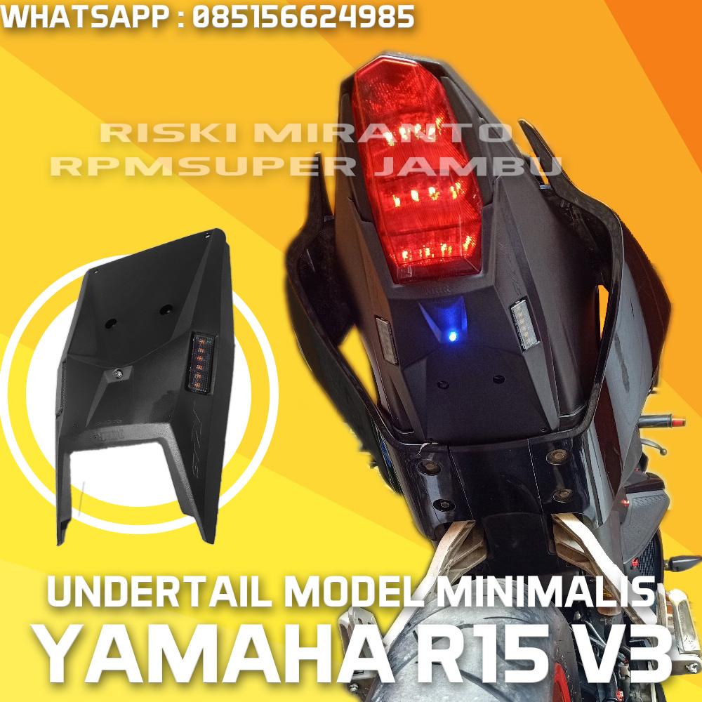 Undertail Yamaha R15 V3