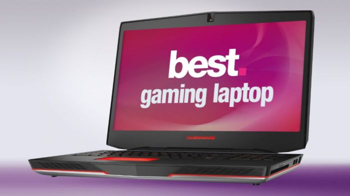 Top 5 Gaming Laptop 2018