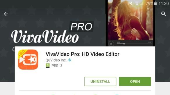 VivaVideo 2018