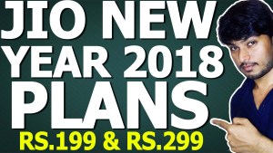 Reliance Jio New Plans 2018
