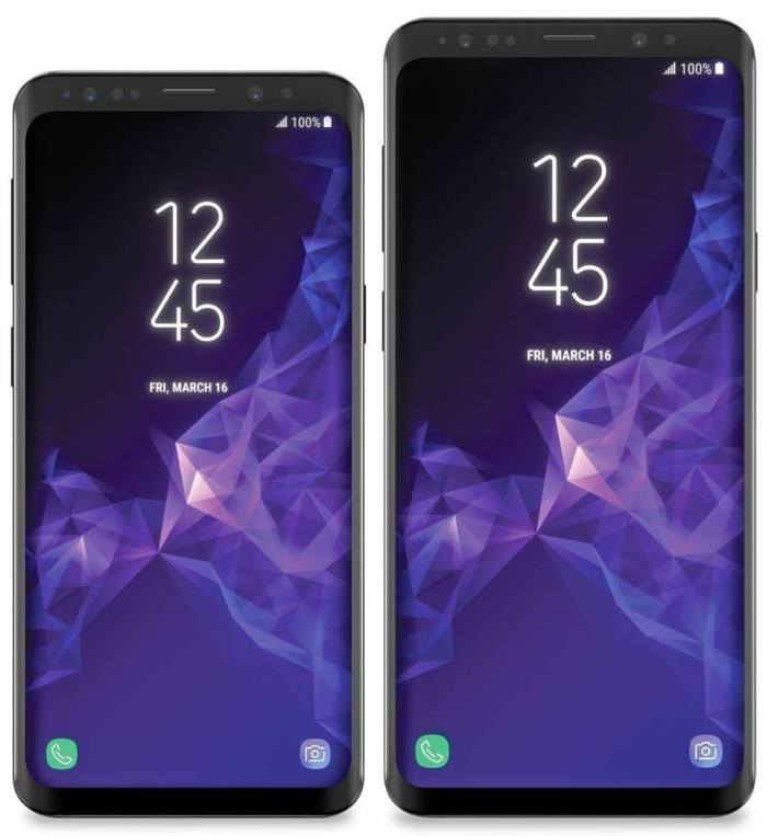 Samsung Galaxy S9 and S9+ specifications