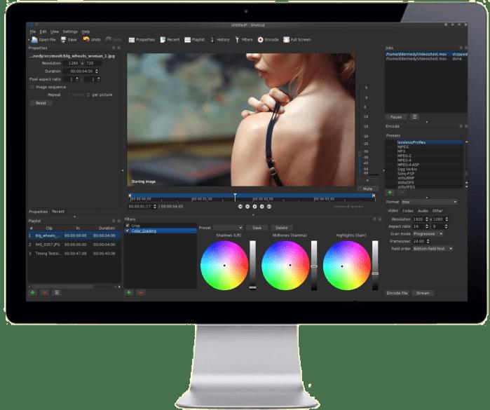 shotcut Free Video Editor 2020