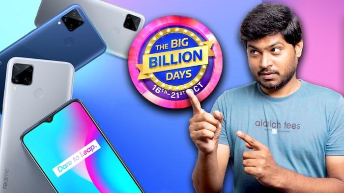 Flipkart Big Billion Days 2020 Smartphone offers