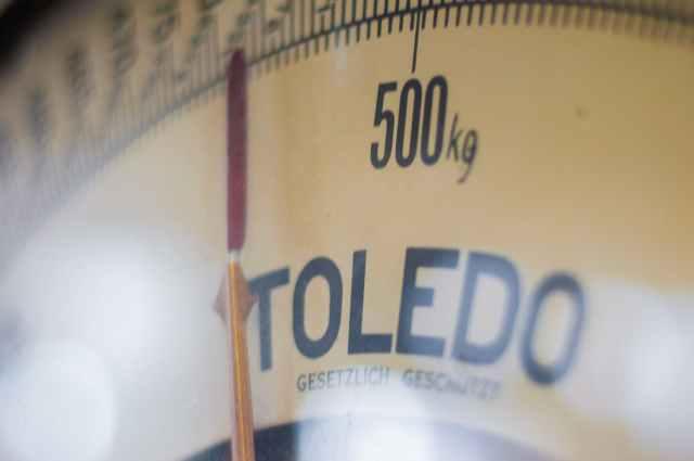 rv maintenance weight scale