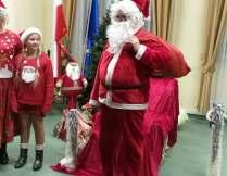 Więcej o: Spotkanie ze Świętym Mikołajem!