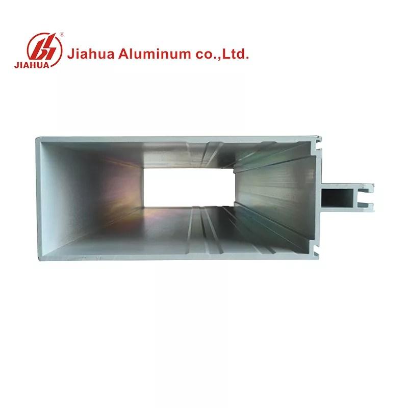 profils en aluminium d extremite de mur rideau en verre d extrusion de prix inferieur pour la facade du fabricant de la chine guangdong jiahua aluminium co ltd