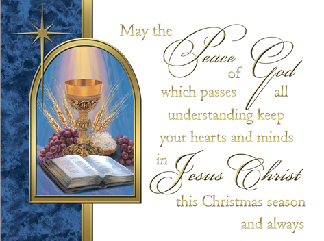Cards Peace Of God
