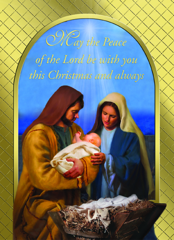 Cards Peace Of The Lord