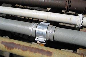 Base Anchor c/w FRP Shear Collars