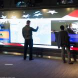 Leyard-Multi Zone LED Touch Wall