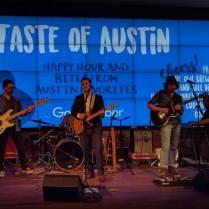 Google Fiber Taste of Austin band
