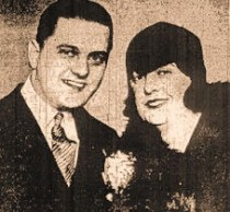 Big Tim and wife Florence