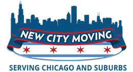 Logo for New City Movers