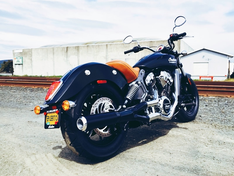 indian scout scout 60 y slip on muffler in 201