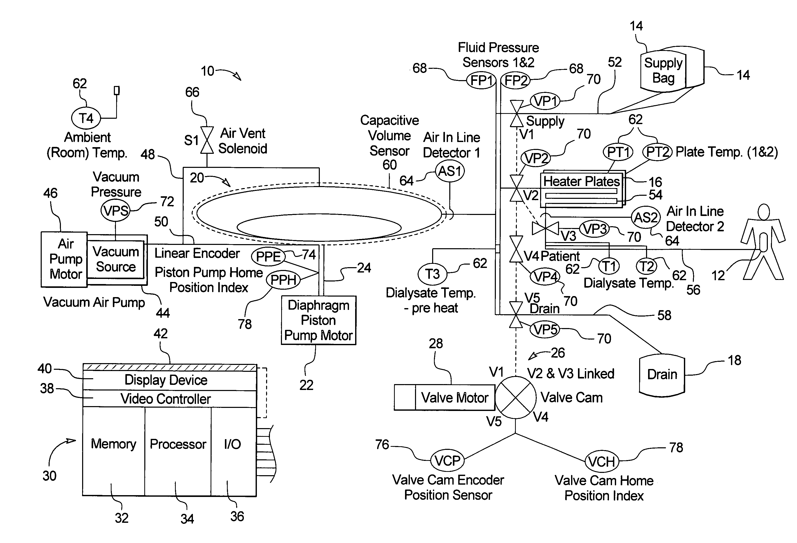 Pace Arrow Battery Wiring Diagram