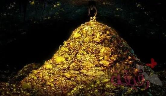 تفسير حلم الذهب في المنام لابن سيرين خير وشر رؤية الذهب فى
