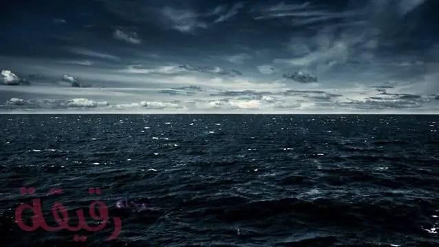 تفسير حلم البحر الهادئ والهائج وتفسير حلم الغرق والسفن