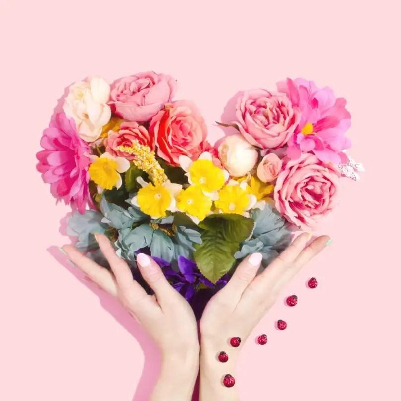 صور ورود رقيقة وخلفيات مميزة من الورود الطبيعية جاهزة