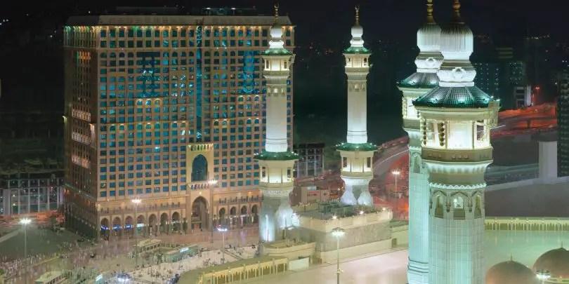 فنادق مكة القريبة من الحرم وافضل 6 فنادق مجلة رقيقة