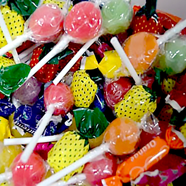 Mix Lollies for Pinata
