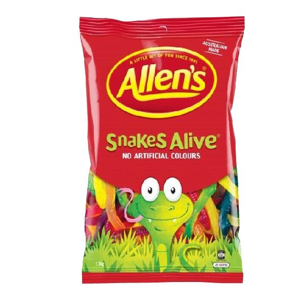 Allen's Snakes
