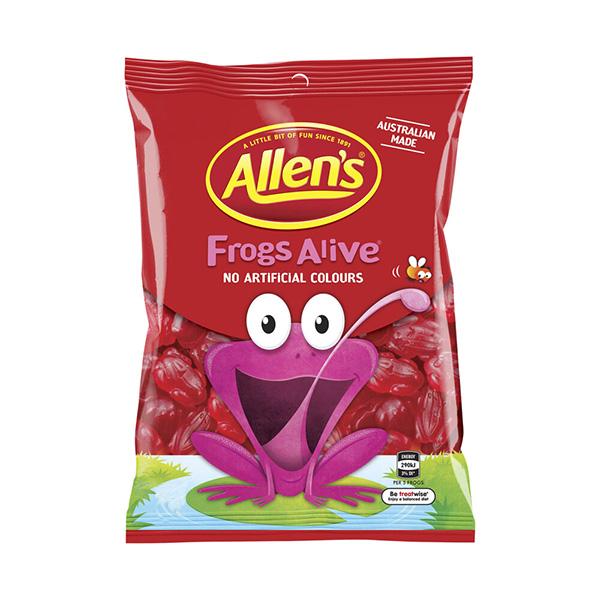 Allen's Red Frogs