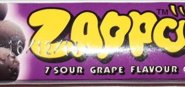 Zapppo 7 Sour Grape