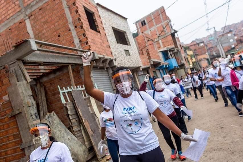A situação política nacional na crise do coronavírus