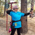 R-Ranch hosts a world class archery range, complete with Archery lessons on various weekends throughout the year