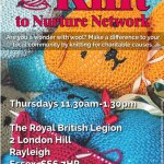 Knit to Nurture Rayleigh & Hockley – Postponed until further notice