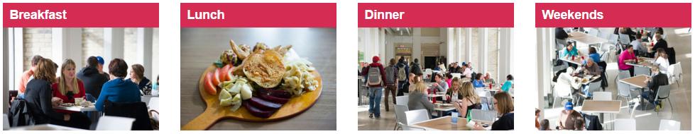 Culinary Exchange Website links image