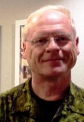 Photo of Captain Gordon T. Crossley
