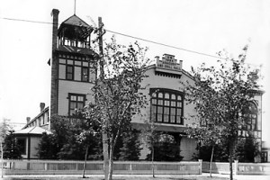 Broadway Armoury and Drill Hall