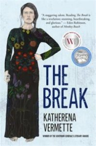Book cover of The Break