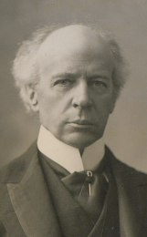 """Tight crop of original photograph - """"The Honourable Sir Wilfrid Laurier. Photo C."""""""