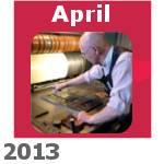 April 2013 HG Newsletter